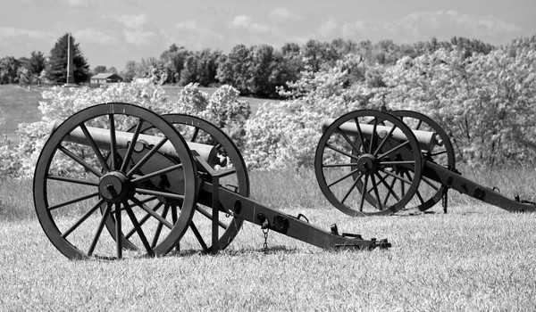 Antietam Battlefield - Maryland Historic Places