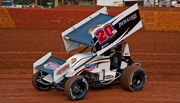 Lincoln Speedway 8-17-2013