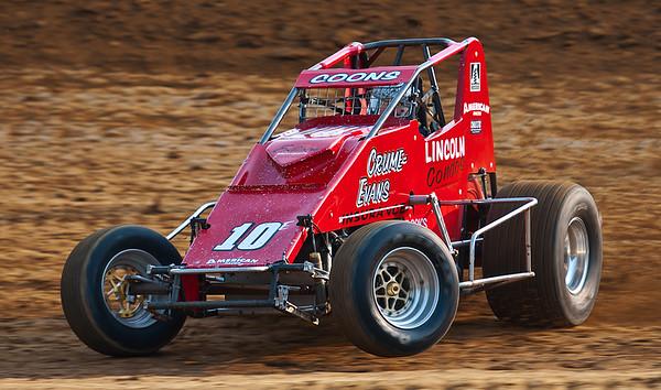 USAC Sprints Lincoln Park Speedway